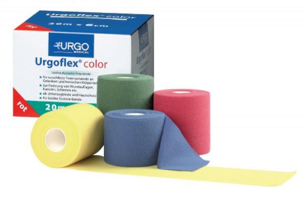 Urgoflex color latexfrei farbige, leichte kohäsive