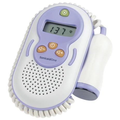 Fetal Doppler mit FHF Anzeige Sonicaid One inkl. 2 MHz-Sonde.