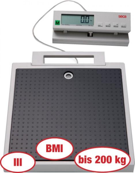 Flachwaage elektronisch seca 899