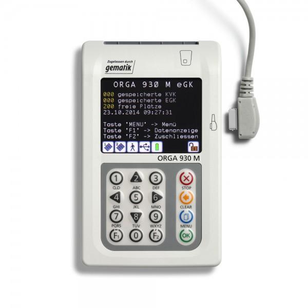 Druckerkabel ORGA M für 920 M Plus / 930 M für mobile Kartenterminals von ingenico