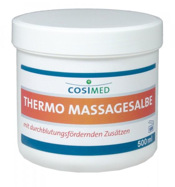 Massagelotion Thermo