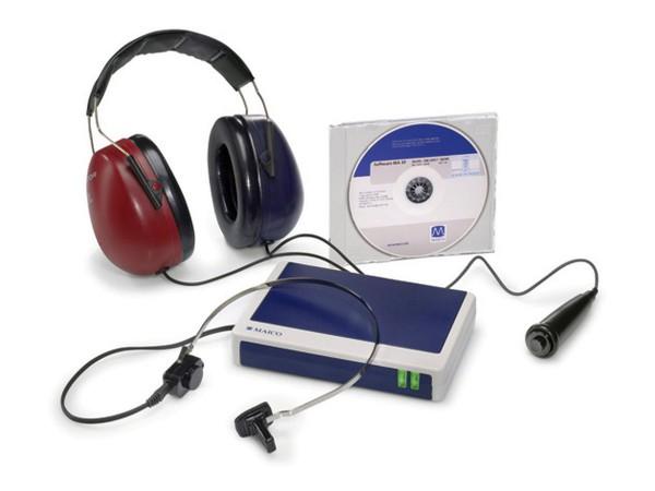 Patientenantworttaste für MAICO-Audiometer