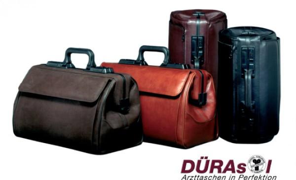 Arzttasche Rusticana - mit 2 Vortaschen
