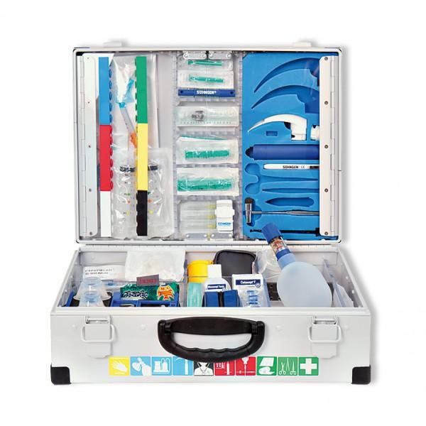 EUROMED Notfallkoffer (A+C) Kinder nach DIN 13232 Gewicht gefüllt ca. 13 kg. - Bild 2