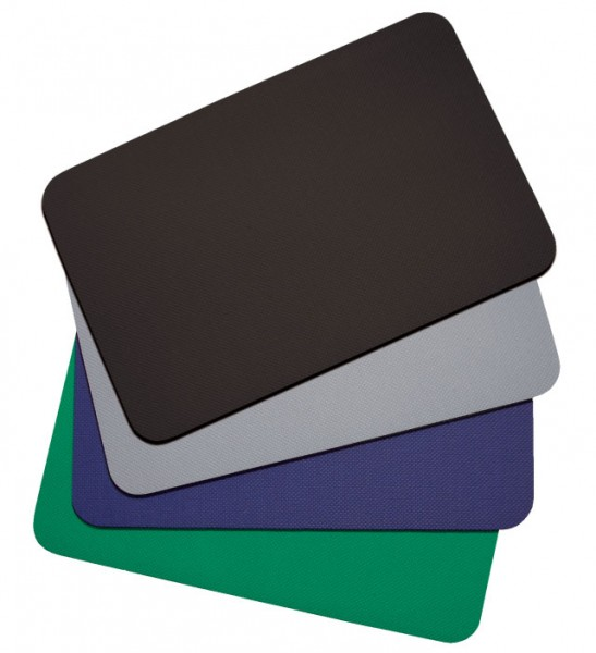 Fußmatte / Liegenauflage Ahaus Vinylschaum B x T x H: 600 x 400 x 6 mm forstgrün