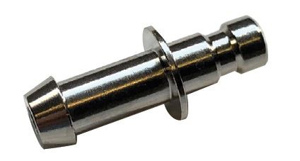 Adapter-HP Metall, Einschlauch DN 5 mm