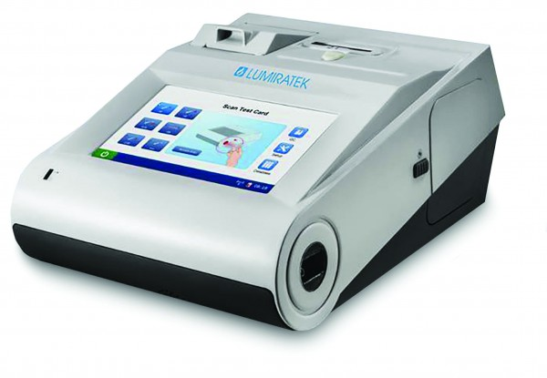 i 15 Blutgas-Analyse-System Lumiratek