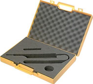 Kunststoff-Tragekoffer für alle Modelle (außer SG-100, Oscimed) Ø 20 mm.