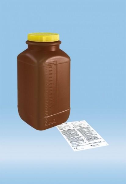Urinsammelflasche Essig