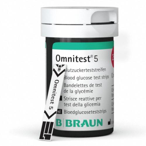 Teststreifen Omnitest®5