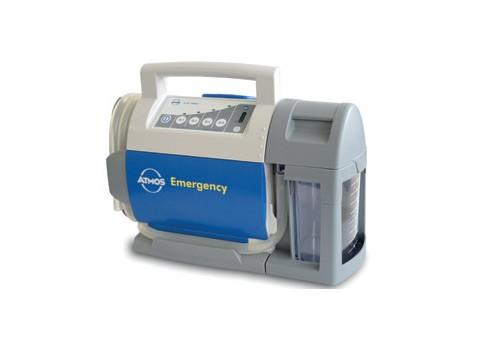 Notfallsauger ATMOS® E 341 Battery/Serres® Einwegbehältersystem 1 Liter
