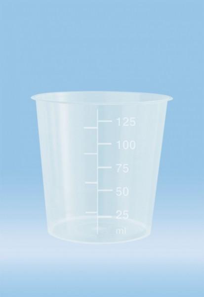 Mehrzweck-Becher 125 ml PP