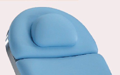 Nackenpolster inkl. Magnetbefestigung für Kopf- und Rückenpolster stone