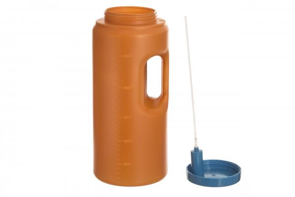 Vacuette® URI-PLUS 24 h Urinsammelbehälter mit integr. Transfereinheit