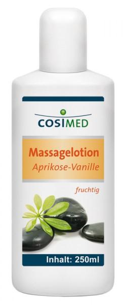 Massagelotion Aprikose-Vanille