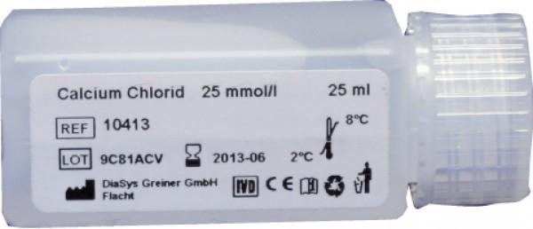 Calciumchloridlösung 0,025 mol f. die aPTT-Bestimmung