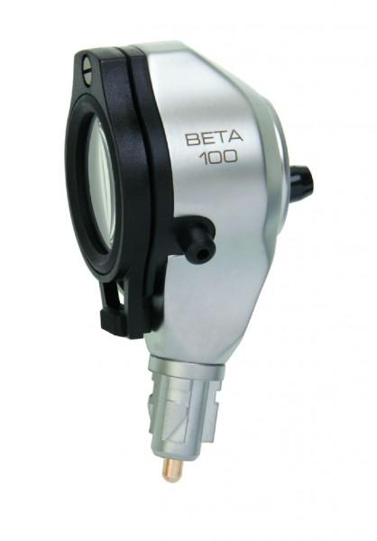 Diagnostik-Otoskop HEINE BETA® 100 ohne Griff, ohne Trichter 2,5 V XHL