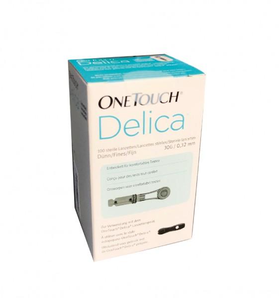 Nadellanzetten OneTouch® Delica
