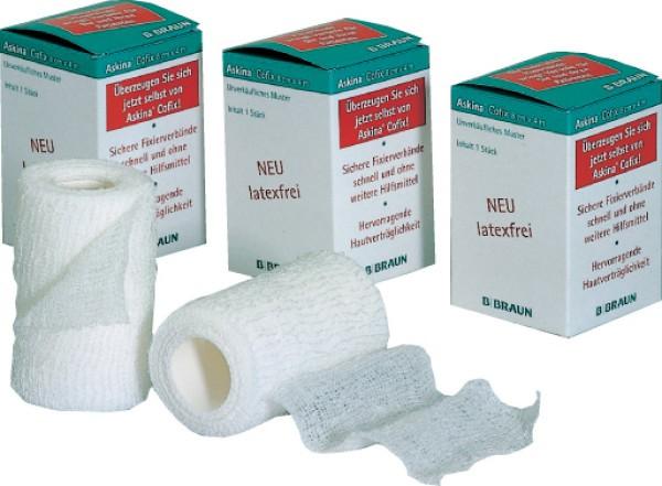 Askina® kohäsive Fixierbinde latexfrei