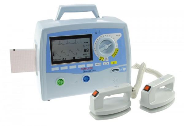 AED+Defibrillationselektroden nicht nachrüstbar