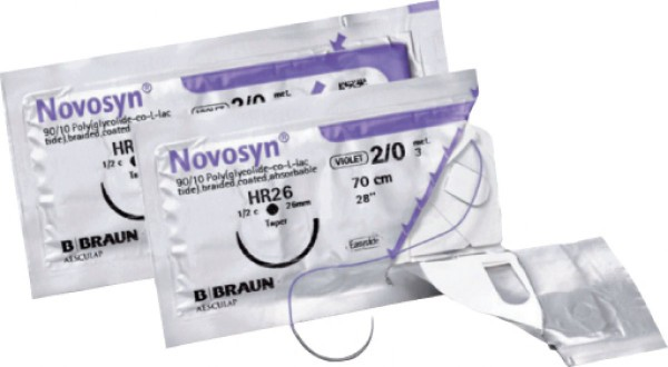 Nahtmaterial Novosyn® DS 12