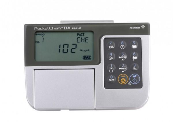 Blut-Ammoniak-Sofortdiagnose PocketChem BA PA-4140