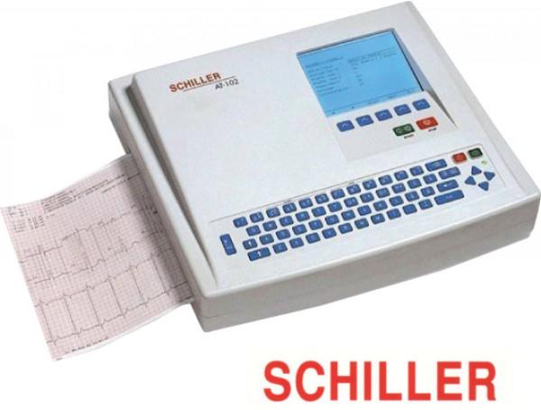 12-Kanal-EKG Cardiovit AT-102
