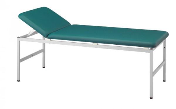 Schwerlastliege varimed® - comfort mit Quer- und Längsverstrebung L x B x H: 195 x 80 x 68 cm.