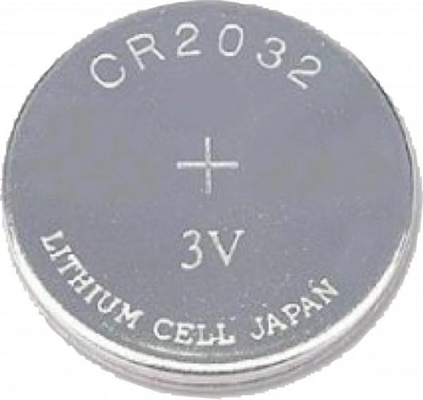 Batterie CR2032