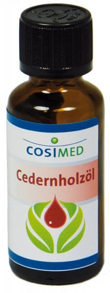 Ätherische Öle Cedernholzöl
