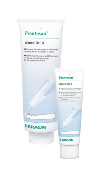 Wundreinigung Prontosan® Wound Gel X