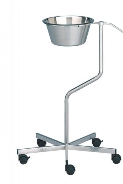 Schalenständer varimed® inkl. 1 Schale H: 815 mm.