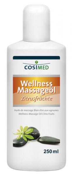 Wellness-Massageöl Zitrusfrüchte