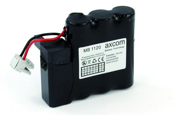 Akku Ni-Cd für Braun Prfusor COMPACT 3,6 V - 600 mAh