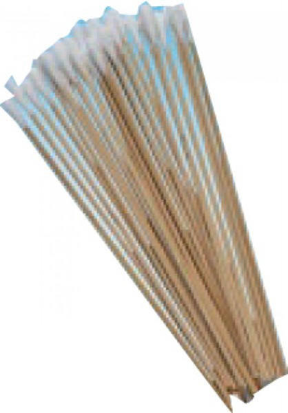 Watteträger aus Buchenholz ohne Watte