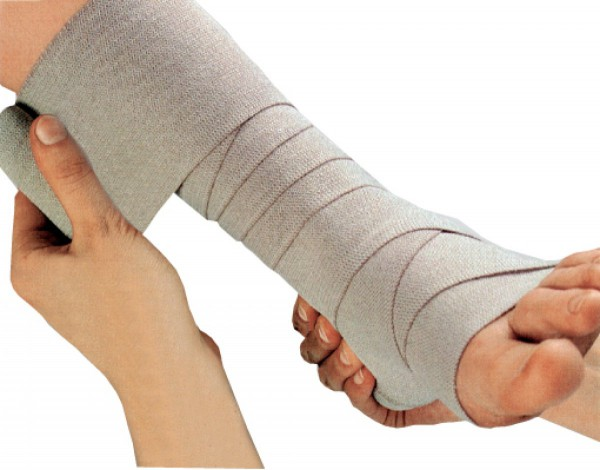 Rosidal®-Binde K textilelastische Kurzzugbinde