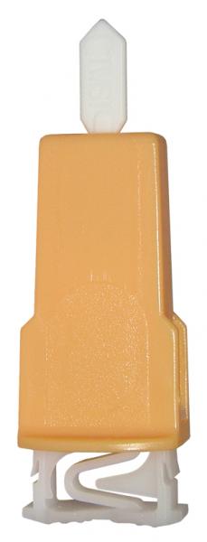 MiniCollect Sicherheitslanzette 23 G, Einstichtiefe 2,25 mm orange