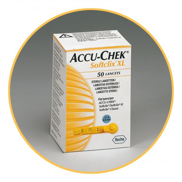Accu-Chek® Softclix XL