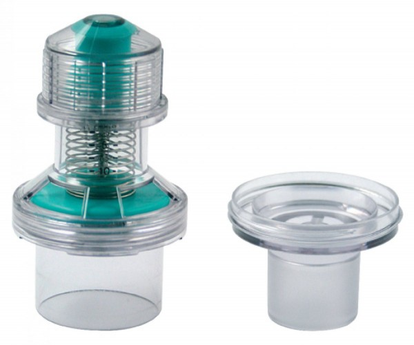 Adapter für Peep-Ventil