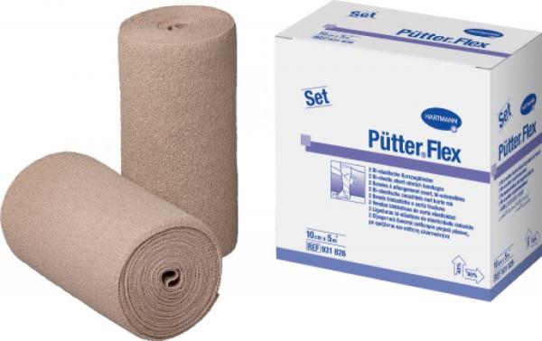 PütterFlex Duo Kurzzugbinden besonders dünn/bi-elastisch