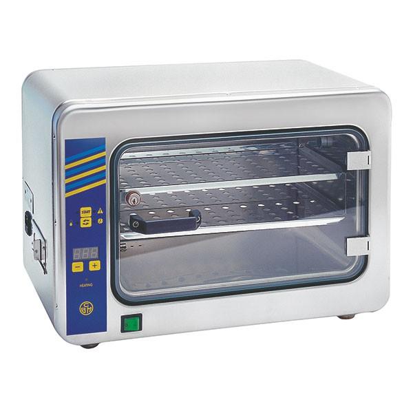 Laborinkubator-Wärmeschrank m. elektr. Temperaturkontrolle inkl. 2 Edelstahl-Böden B x H x T: 560 x 370 x 380 mm.