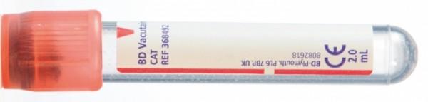 BD Kinder-Serum 2,0 ml Kunststoff rot