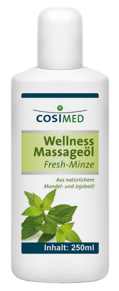 Wellness-Massageöl Fresh-Minze