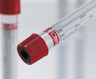 Vacuette® Röhrchen Z Serum Gerinnungsaktivator 6 ml - 13 x 100 mm