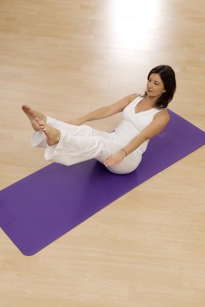 Airex® Pilates- Yogamatte Mattengröße 190 x 60 x 0,8 cm flache Premiummatte