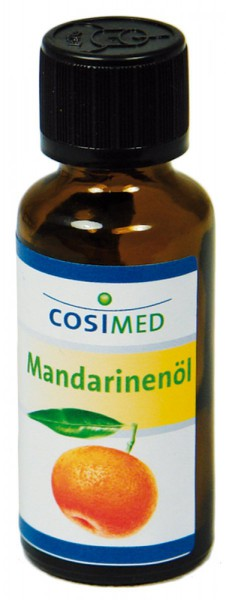 Ätherische Öle Mandarinenöl