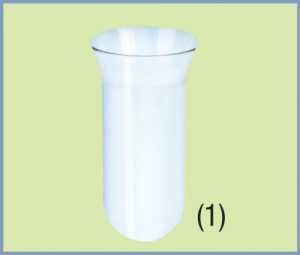 Tropfglas aus Kunststoff - bruchsicher