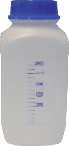 Assistent Urinsammelflasche aus Polyäthylen