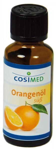 Ätherische Öle Orangenöl süß