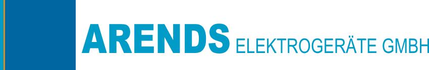 Arends Elektrogeräte GmbH